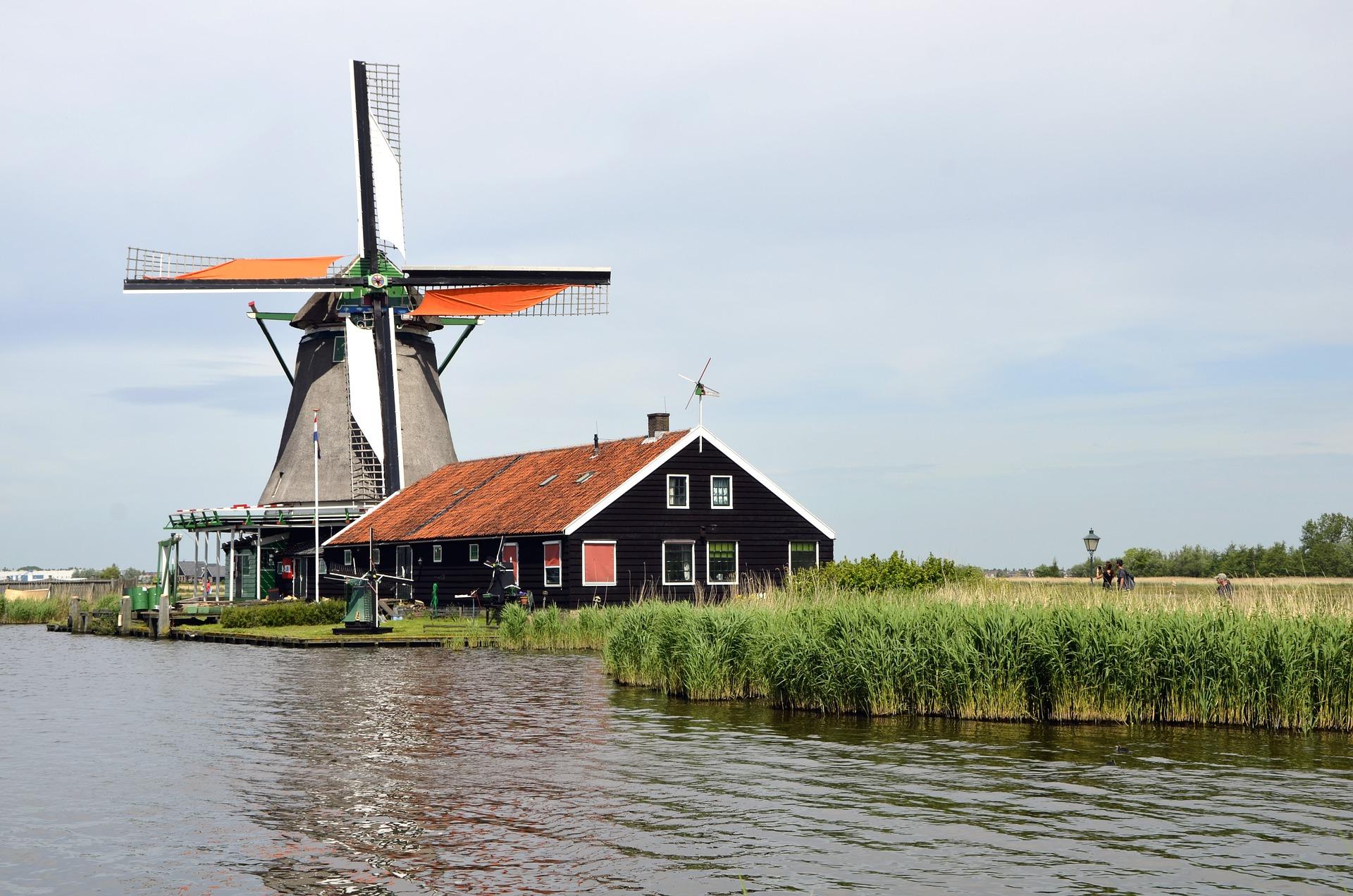 Urlaub Niederlande