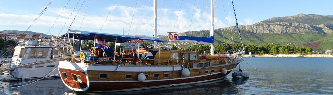 Symbolfoto Segelboot Kroatien